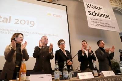 Kloster Schöntal: Mobilität und Soziale Marktwirtschaft in den Mittelpunkt gerückt