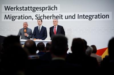 CDU Baden-Württemberg zieht positive Bilanz über Werkstattgespräch Migration, Sicherheit und Integration der CDU Deutschlands