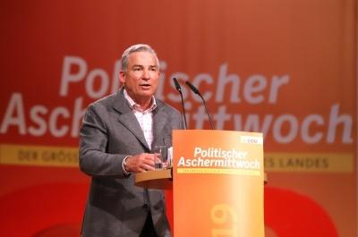 Mit bester Stimmung aus Fellbach in die Europa- und Kommunalwahl
