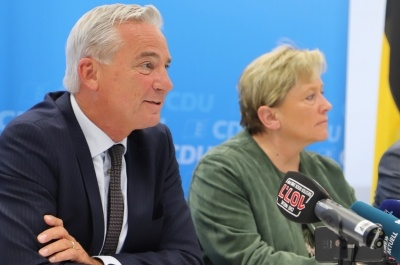 In geschlossener Formation zur Landtagswahl 2021