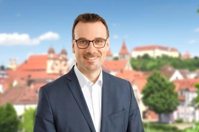 CDU Baden-Württemberg gratuliert Michael Dambacher zur Wahl zum Oberbürgermeister der Stadt Ellwangen