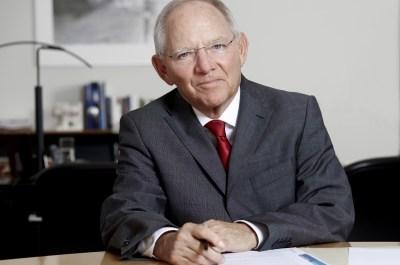 Gastartikel von Dr. Wolfgang Schäuble MdB: Wie erlebte ich den Mauerfall?