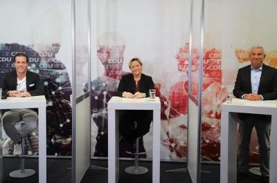 Sich nah sein, ohne am selben Ort zu sein: erstes digitales Kampagnencamp der CDU Baden-Württemberg