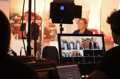 Die CDU geht digital voran - Zweites Digitales Kampagnencamp