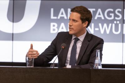 Manuel Hagel zum neuen Vorsitzenden der CDU-Landtagsfraktion gewählt
