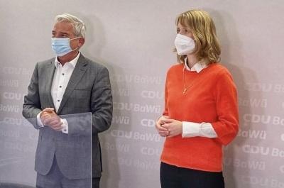 Isabell Huber zur kommissarischen Generalsekretärin der CDU Baden-Württemberg gewählt