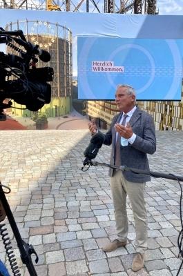 """Thomas Strobl: """"Wir sind bestens für die Bundestagswahl aufgestellt."""
